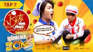 Duy Khánh, Quang Trung sáng chế Bánh Đa Cà Ri Chà và cái kết hú hồn tại Bộ Tứ Ẩm Thực Vui Nhộn 2 #7