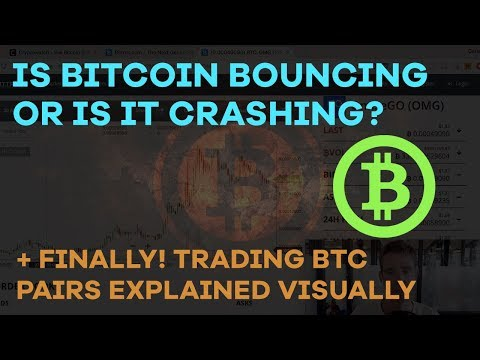 Why Is Bitcoin Dropping + Bouncing? Altcoin Picks, Trading Against BTC Explained - CMTV Ep25