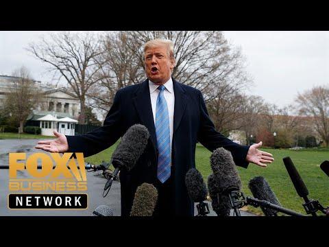 Trump slams the
