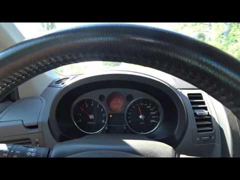 Тестируем реальный расход топлива Nissan X trail T31 2.5 вариатор LO