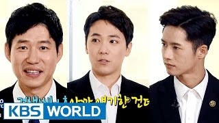 Interview with main actors of musical