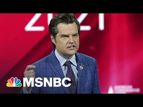 'Stop Talking': Sunny Hostin Warns Gaetz Talking To Fox Won't Help Him In DOJ Sex Probe