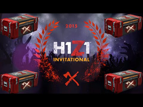 hqdefault h1z1 invitational crate opening! double emote hype! youtube,Invitational H1z1 Crate
