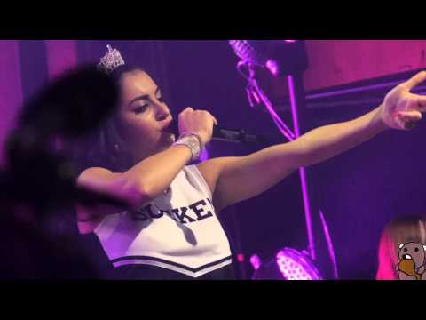 Charli XCX - Fancy (live @ Webster Hall 10/7/14)