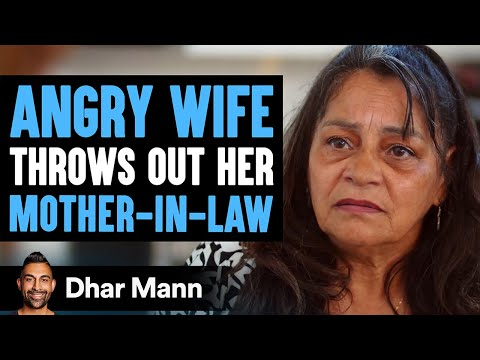 Wife Throws Out Mother-In-Law, The Ending Is Heartbreaking | Dhar Mann