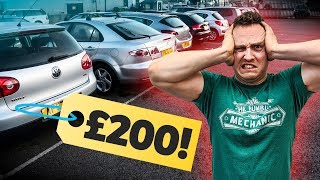 £200 Cheap Car Challenge