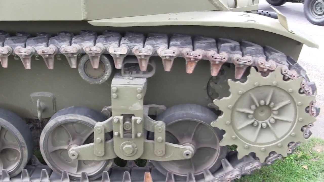 m5 stuart tank model