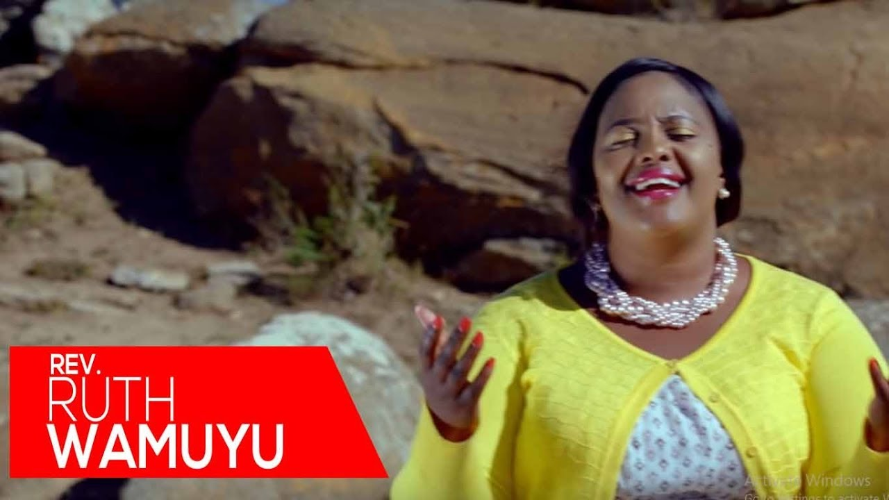 Ruth Wamuyu - Ngai Murathimi (Official Video) [Skiza: 71810694 ]