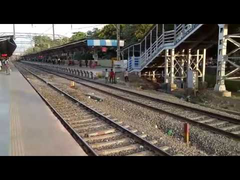 Deccan Express skipping Ambernath
