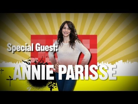 Name Check: 'The Following' actress Annie Parisse talks fascination with cults  New York Post