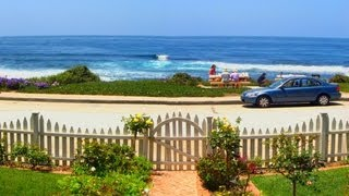 San Diego Beachfront/Oceanfront Vacation Rental Cottage in La Jolla, California - Beach Boys Kokomo