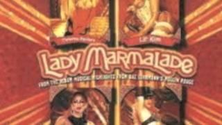 lady marmalade: christina aguilera, lil