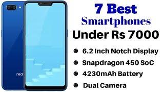 7 Best Smartphones Under Rs 7000 In India 2018   Best Mobiles Phones Under 7000 Rs.