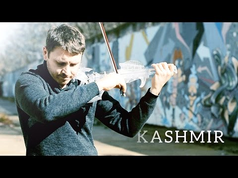 Kashmir Violin Cover - Led Zeppelin vs 3Dvarius