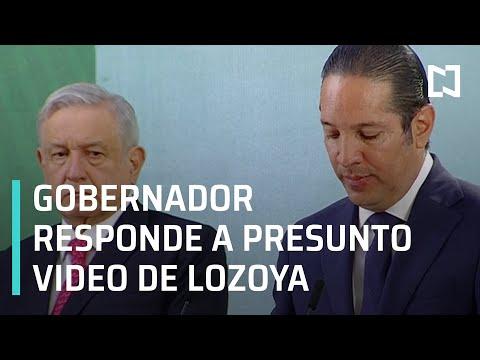 Gobernador de Querétaro responde a supuestos sobornos - Estrictamente Personal