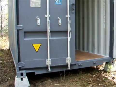 Leveling the Container
