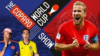Harry Kane Better Than Shearer After Last Minute Winner? | COPA90 WORLD CUP SHOW