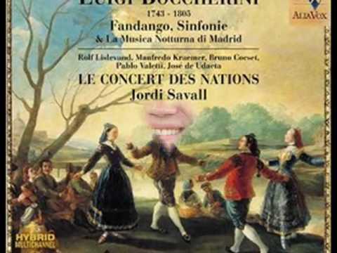 Luigi Boccherini - La Musica Notturna Delle Strade Di Madrid Nº6 (Opus 30)