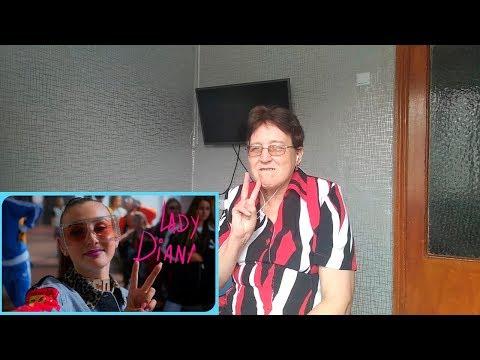 КЛИП Lady Diana - Новенькая (Official Music video) РЕАКЦИЯ