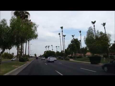 Driving Home - Gilbert Arizona