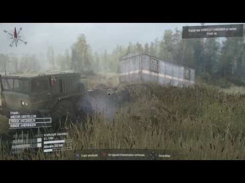 mudrunner a spintires game ps4 pro livestream 2 youtube. Black Bedroom Furniture Sets. Home Design Ideas