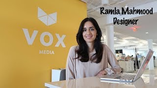 Muslims in Tech: Ramla Mahmood from VoxMedia