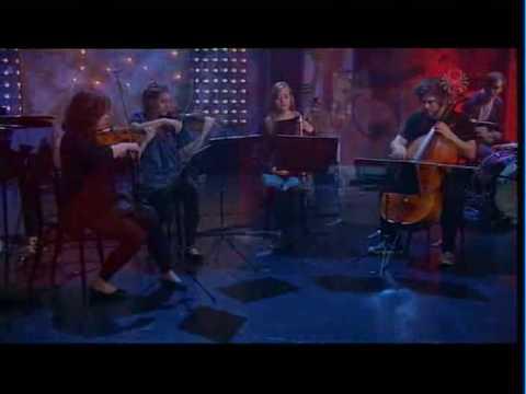 Ólafur Arnalds - 'Síðrokkarinn' (live on RÚV TV Iceland)