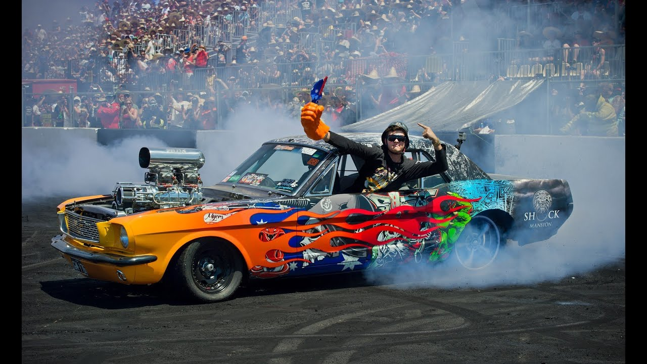 Gary Myers Top Ten Masters Burnout Gm176 Youtube