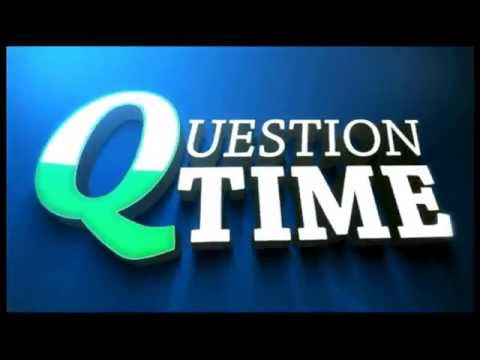 Question Time: Fees Protests, 4 October 2016