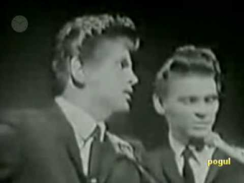Everly Brothers All I Have To Do Is Dream + Lyrics