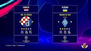 FIFA 19 | NOVOS TIMES (Xbox One/PS4/PC/Nintendo Switch)