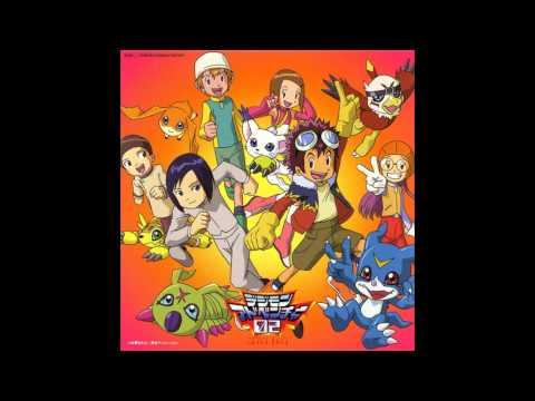 Digimon Adventure 02 Opening Latino Full
