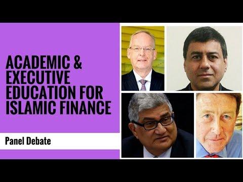 Academic & Executive Education for Islamic Finance