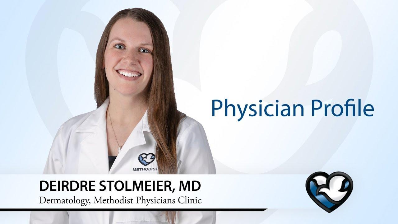 Deirdre Stolmeier, MD | Methodist Physicians Clinic West