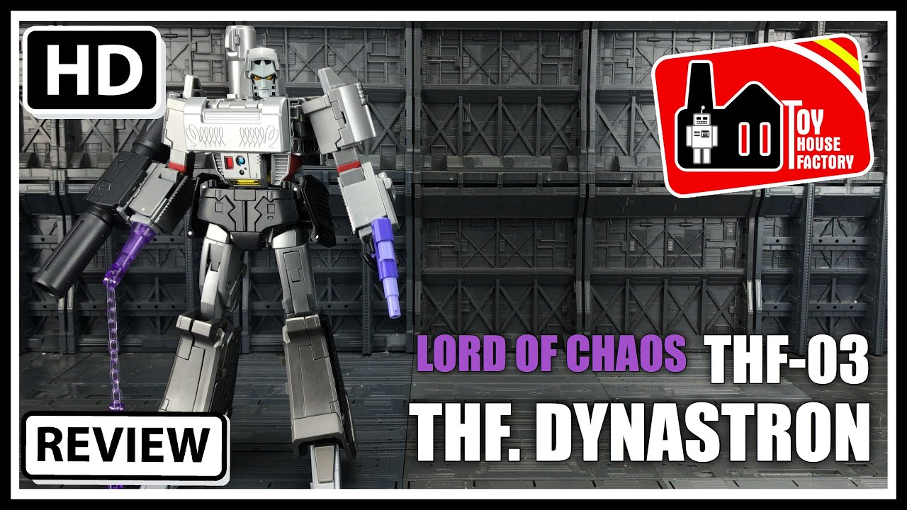 Toy House Factory THF-03 DYNASTRON KO Transformers Masterpiece MP36
