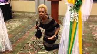 The Posture of Worship Part 4 - Prophetess Bernadine Bell-McGhee