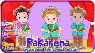 Gambar cover PAKARENA | Lagu Daerah Sulawesi Selatan | Diva bernyanyi | Diva The Series Official