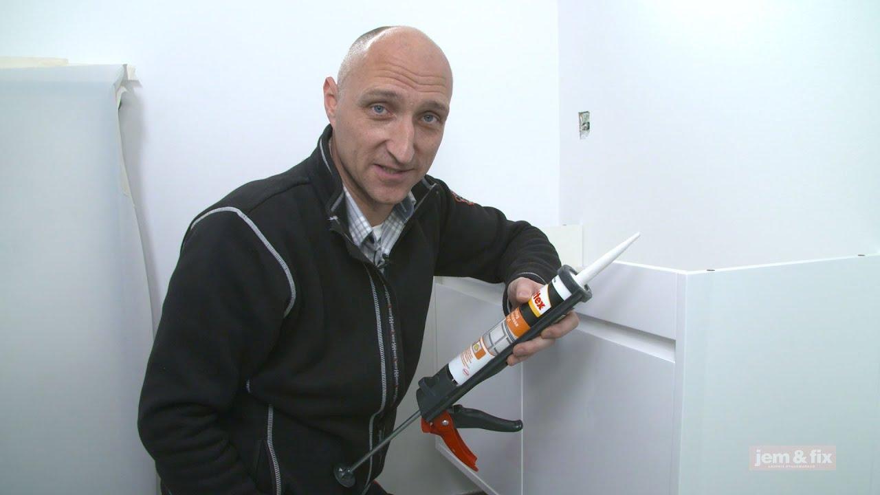 udskiftning af håndvask