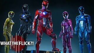 Saban's Power Rangers - Official Movie Review