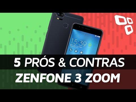 Asus Zenfone 3 Zoom: 5 prós e contras em relação à concorrência - TecMundo