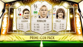 THIS IS WHAT I GOT IN 25x PRIME ICON UPGRADE PACKS! #FIFA21 ULTIMATE TEAM