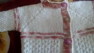 Кофточка,вязание детям.