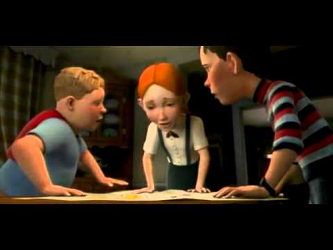 Halloween Movies for Kids Monster House - YouTube