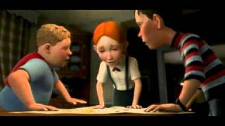Halloween Movies for Kids   Monster House