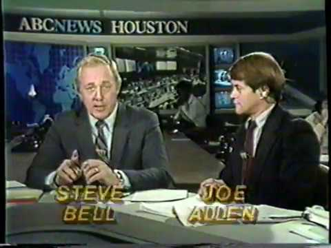11/12/1981 ABC News Coverage of STS2 Space Shuttle Columbia Launch Part One