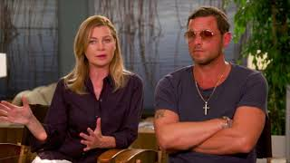 Ellen Pompeo and Justin Chambers on 300 Episodes of Grey's Anatomy