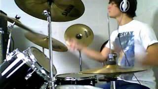 The Mind Maelstrom - Sirenia (Drum Cover)