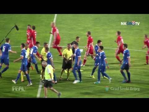 EUL (2. pretkolo, 2. utakmica): ŠIROKI BRIJEG - ABERDEEN 0:2