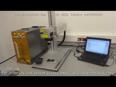 Fiber Laser - Laserman Grawostar how it works, good non expe