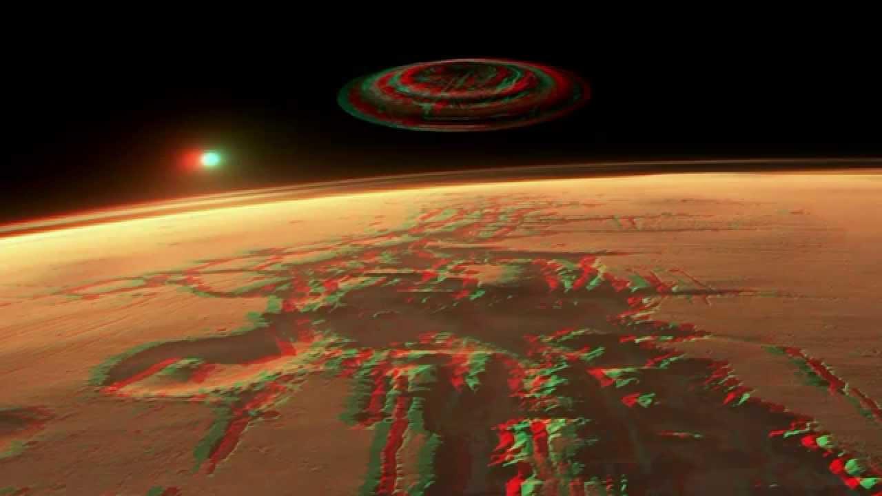 3d video strangers on Mars чужие на марсе марс red and blue cyan glasses d88388135a990